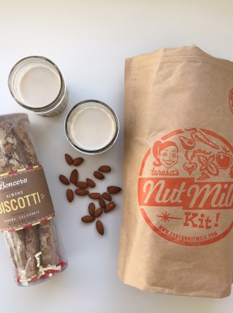 Biscotti Tube + Kit
